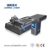 Máquina de estaca do laser da fibra da tabela da canela Lm3015A3 com 1000W 2000W