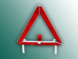 反射三角形( LED トライアングル)