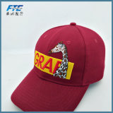 I cappelli su ordinazione del cotone comerciano i berretti da baseball all'ingrosso
