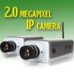 2.0 Megapixel CMOS Case IP Caméra (IL-82B21)