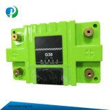 12V 30Ah del arranque de baterías de ion de litio para el coche en verde