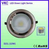 높은 광도 옥수수 속 LED Downlight (D21)