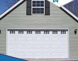 Mousse de PU CE approuvé électrique de haute qualité des panneaux de portes de garage automatiques de gros Prix avec portes piétonnes et accessoires en aluminium