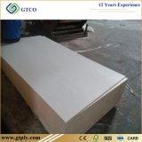 hoja de la madera contrachapada del álamo del blanqueo del grado de los muebles de 9m m