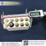 Lipo電池のための耐圧防爆陶磁器