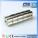 De zeldzame Eigenschappen van de Magneten van Neodemium van Magneten Earch N35 van een Magneet van de Staaf