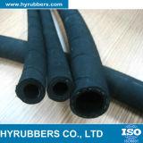Boyau hydraulique tressé R1 R2 R4 de fil