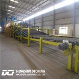 Machine de production de panneau de gypse de la capacité de 10 millions de M2/Year