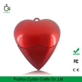 Привод 1GB 2GB 4GB USB ручки памяти формы сердца