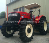 Front End Loaders와 Backhoe를 가진 4X4 Tractors