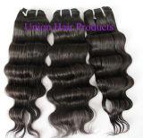 Модный волна Virgin Реми волос Малайзии