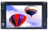 Doppelt-LÄRM 6.2-Inch Touch Screen Monitor mit Kartenleser des MP4/DVD Spielers AM/FM/Amplifier/SD