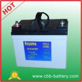 batterie profonde de gel de cycle de 35ah 12V pour le système d'énergie éolienne