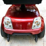 セリウムEn12184の中間のサイズ4の車輪の屋内/屋外の移動性のスクーター