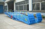 Conteneur de chargement et déchargement hydraulique de rampe de Dock