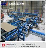 Venta caliente Alemania placa de yeso Tipo Línea de producción/planta de producción de placas de yeso para la construcción