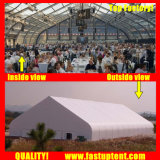 Wedding 2500 People Seater Guest를 위한 곡선 Marquee Tent