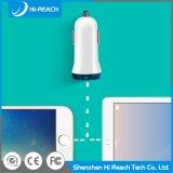 Charge rapide 1,0-2.4Un téléphone mobile double chargeur de voiture USB