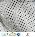 Tessuto di maglia di Poyester per il rivestimento dell'indumento