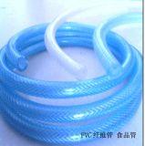 PVC 섬유에 의하여 강화되는 호스