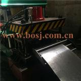 Rolo da prateleira do supermercado do metal da prateleira de exposição da ferragem que dá forma à máquina Myanmar da produção