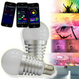 Slimme Ios LED Light van Home Lighting Bluetooth Bulb RGBW en Android APP Control