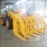 El CE aprobó la rueda delantera de la cargadora (W136)