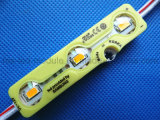 Module LED à injection nouvelle Module imperméable à LED 5730 avec objectif Jaune