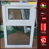 Chambre Windows d'UPVC et portes, PVC premier Windows arrêté glacé par double