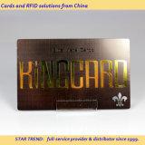 Cartão de plástico da Placa de jogos com pé magnético para o Casino