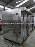Oven van het Rek van het Gas van de Apparatuur van de bakkerij de Roterende (daadwerkelijke prijs, geen leugen, eerlijke leverancier)
