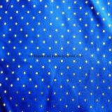 [240ت] بوليستر [بونج] بناء مع نوع ذهب نقطة طبعة لأنّ لباس داخليّ
