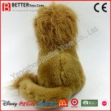 Soem-kundenspezifisches angefüllte Tier-Plüsch-Spielzeug-weicher Löwe für Kinder