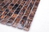 プールのための工場供給の黒のモザイク・タイルの供給のガラスモザイク