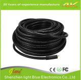 Câble en nylon du tressage HDMI avec le prix usine