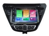 Hyundai Elantra 2014 4G ROM 1080P 접촉 스크린 32GB ROM IPS 스크린을%s Witson 8 코어 인조 인간 8.0 차 DVD