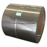 Espelho polido AISI 304 Ba Traço fino gabinete à beira da bobina de aço inoxidável
