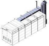 15m LKW-Spray-Stand mit anhebender Plattform 3D