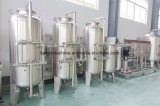 Riga di riempimento completa automatica della pianta del fornitore del macchinario dell'imballaggio dell'acqua di imbottigliamento dell'animale domestico