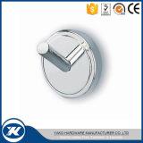 Crochet s'arrêtant de couche de crémaillère de salle de bains d'essuie-main fixé au mur d'accessoires