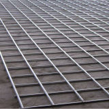 高品質3X3は塀のパネルのための溶接された金網のパネルに電流を通した