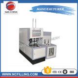 Máquina del moldeo por insuflación de aire comprimido de inyección para hacer la botella plástica