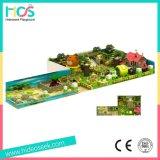 Type van Speelplaats van de Speelplaats van het Plastic Materiaal van Environmently het Plastic Binnen