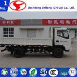 FC2000 5-8 tonnellate di 150HP di camion del Lcv/carico di bassa potenza/base media/piana/camion piano/a base piatta