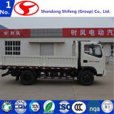 FC2000 화물 자동차 5-8 톤 150HP Lcv 또는 빛 의무 화물 또는 중간 편평한 침대 편평한 평상형 트레일러 트럭