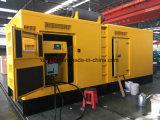 Generatore standby della Perkins 500kw/generatore silenzioso/centrale elettrica diesel