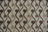 폴리에스테에 의하여 뜨개질을 하는 긴 더미 직물