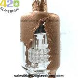"""12 """" schmelzendes kupfernes Glasrohr des unbesonnenen Glasrauch-Rohres des wasser-Rohr-420 für Tabak-Großverkauf"""