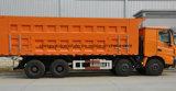 North Benz 8*4 de 35 toneladas de servicio pesado camión volquete