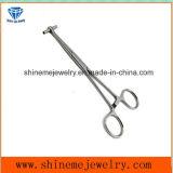 316L het Doordringende Hulpmiddel van het Lichaam van de Tang van de Pijp van de Naald van het roestvrij staal (SPTL004)